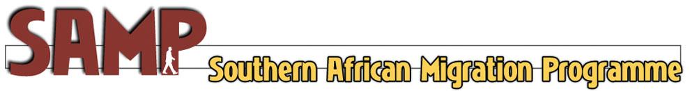 SAMP – Southern African Migration Programme